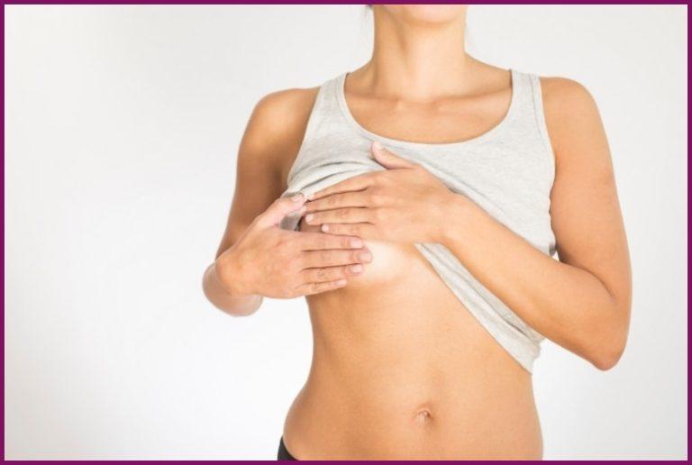 Болит правая грудная железа у женщины: причины дискомфорта