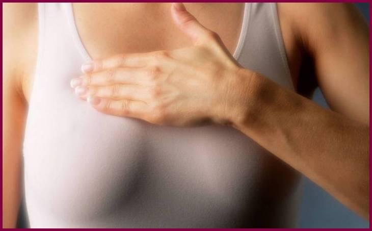 Pregnant breast are not sore