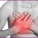Почему болит правая грудная железа у женщины?