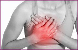 Болит правая грудная железа у женщины очаговое образование