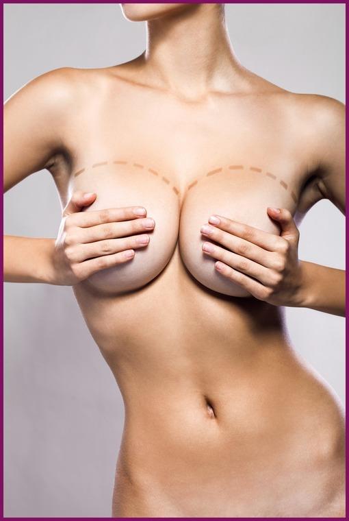Дряблая грудь фото