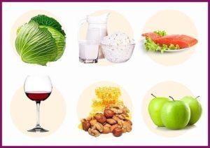 Какие продукты увеличивают грудь?