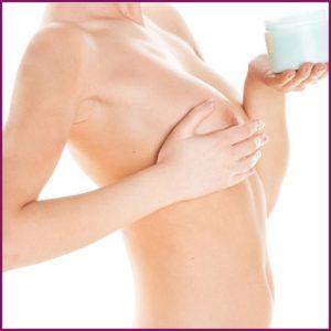 Увеличение груди без кремов