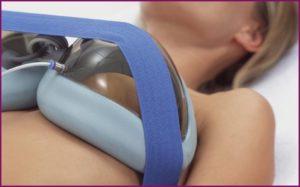 Увеличение груди массажем