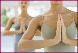 Гимнастика для увеличения грудных желез