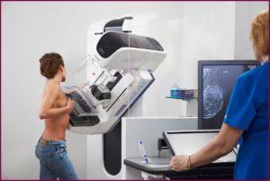 Как проводится маммография?