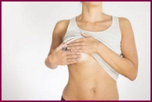 От чего болит грудь?