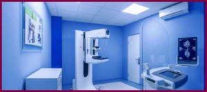 Отделение маммографии