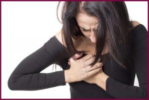 Увеличилась одна грудь и болит