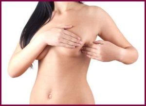 Уплотнения в грудных железах у женщин
