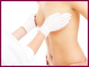 Выявление опухоли груди