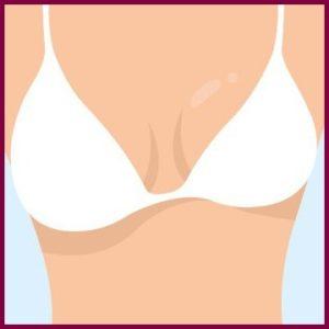 Почему одна грудь больше другой?