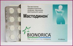 Лечение аденоза мастоденоном
