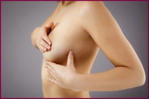 Набухание груди у женщин