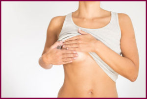 Симптомы Фибромы молочной железы