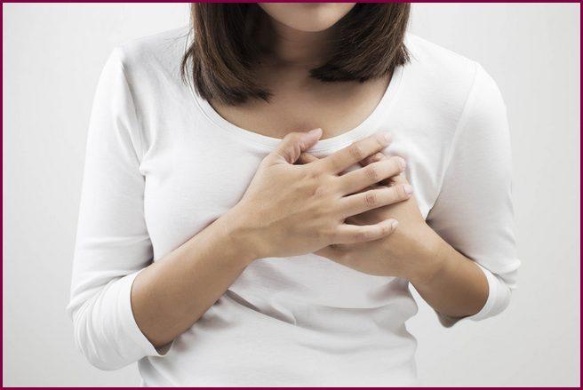 Не всегда болит грудь перед месячными