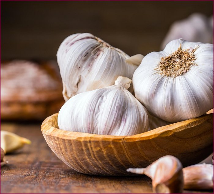 Польза чеснока при грудном вскармливании